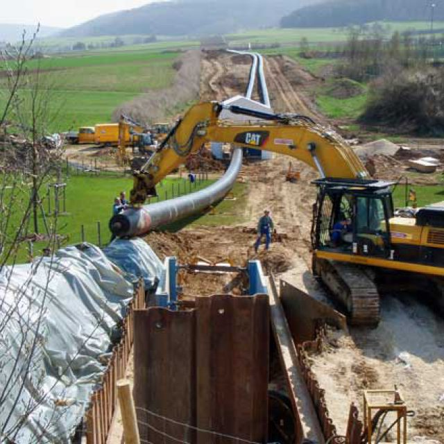 Sanierung von Wasserleitungen